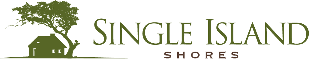 Horizontal Logo for Single Island Shores